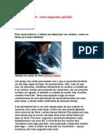 CN01 Minority report - uma segunda opinião - Suzana Herculano-Houzel