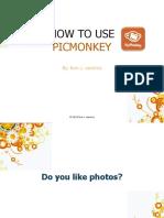 How to Use Picmonkey_maria Femilia c Ramirez