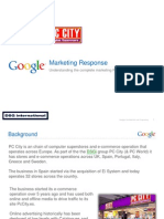 Google Pccity Ropo Study