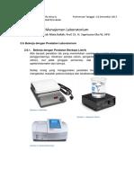 Rangkuman Manajemen Laboratorium (7)