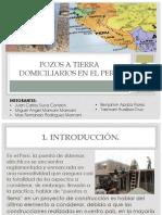 Pozos a Tierra Domiciliarios