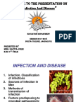 Infection and Infectious Process power point