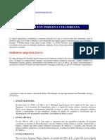 Poblacion Indigena Colombiana