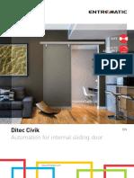 2. en - Ditec Civik Brochure