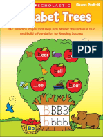 Alphabet Trees PreK-K