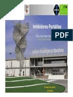 2014 11 20 - Jornadas OP. ESP. - Inhibidores Portu00E1tiles_ITM