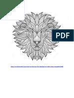 imagen león