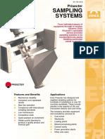 Sampling Systems Brochure