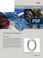 Barden Cf6 Series Repair Program