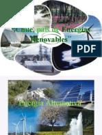 Chile, país de Energías Renovables