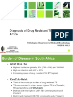 Diagnosis of Multi Drug Resistant TB