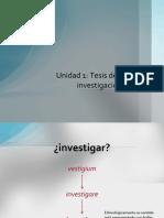 Unidad 01-UNDEF 2017 (Tesis de Maestría e Investigación Científica) v1