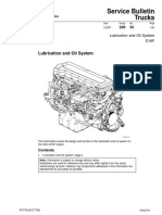 Lubrication and Oil System
