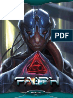 SPA FAITH the Sci-fi Rpg Reglamento.1.5