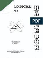 Radhealth Handbook 1970
