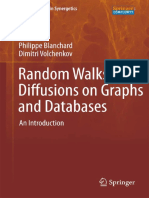 Blanchard P., Volchenkov D. - Random Walks and Diffusions on Graphs and Databases. an Introduction - (Springer Series in Synergetics) - 2011
