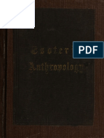 Esoteric Anthropology
