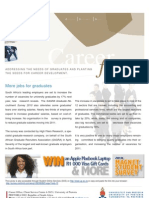 Career Focus Newsletter 2.2