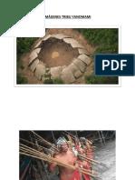 Imágenes Tribu Yanomami