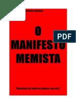 O Manifesto Memista