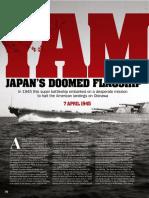 Yamato  doomed battleship
