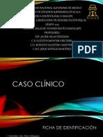 Caso Clinico Ficticio Sencillo