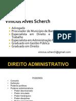Slides Direito Administrativo - Poderes