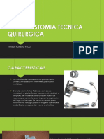 Traqueostomia Tecnica Quirurgica