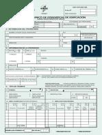 Formulario INE Completable(Blanco)