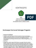 Ppt KB Hormonal