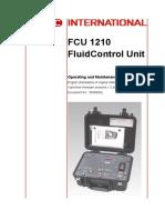 FCU1210 dializadora
