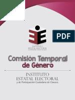 Metodología Taller. Participación Política de Las Mujeres. Ok