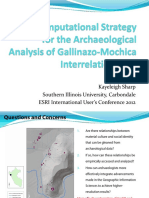 VECINOS DE LOS MOCHICAS - 13 A Geocomputational Strategy for the Archaeological Analysis of Gallinazo-Mochica Interrelationships.pdf