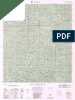 SCN Carta Topografica Matricial FORMOSA SG 22 Y a VI 1 50.000