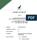 27880327-Panduan-Mutu