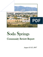 Soda Springs Community Review