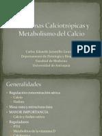 Hormonas Calciotrópicas (Nuevo)