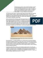 Historia Del Cemento y Proceso de Fabricacion