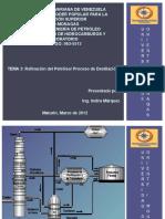 Destilación - 3ero
