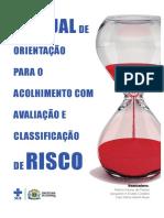 Cartilha - Departamento de Urgências16-12