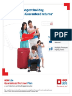 Hdfc Life Guaranteed Pension Plan20170517 102654
