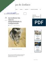 Ascendente Em Câncer - Adaptabilidade e Compreensão.pdf