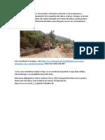La Construcción de Carreteras Involucra El Aplanamiento de La Superficie Del Relieve 2