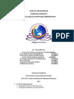 Jurnal Pratikum Farter HT B1 Klp 4 NIM 22-29