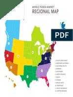 WFM Regional Map