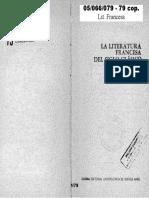 05066079 SAULNIER - La Literatura Francesa Del Siglo Clásico