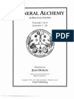 Jean Dubuis - Mineral Alchemy Vol 1