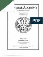 Jean Dubuis - Mineral Alchemy Vol 1