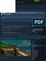 Steam Community __ Guide __ the Witcher 3_ Wild Hunt Console Commands (DLC Included)