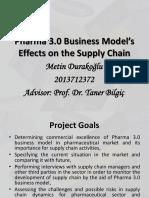 Pharma 3.0 - Final Presentation